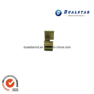 Miniature Hardware Solid Brass Plate pictures & photos
