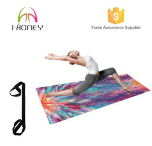 High Density Natural Rubber Exercise Yoga Mats pictures & photos
