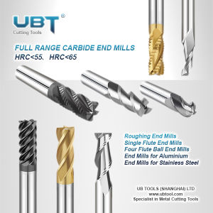High Precision Carbide End Mill