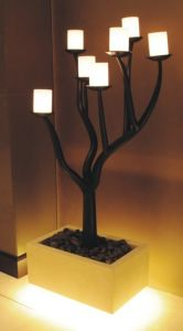 Guzhen Lighting Industrial Tree Shaped Table Lamp Factory Price-* pictures & photos