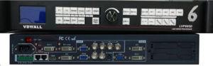 Vdwall LED HD Video Processor Lvp605D