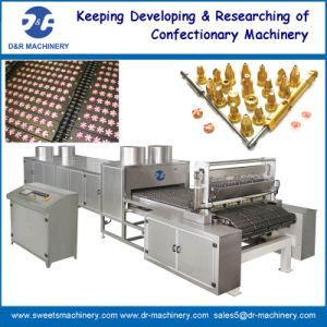 Servo Motors Hard Candy Machine Production Line pictures & photos