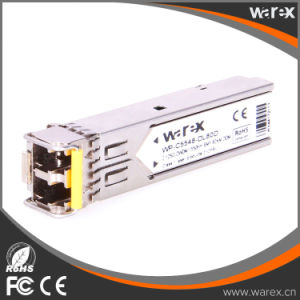 2.5g CWDM SFP Transceiver 1550nm 80km for SMF pictures & photos