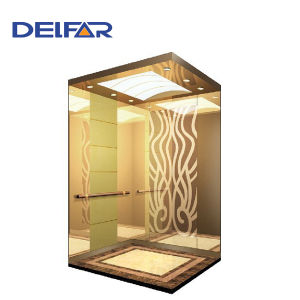 6 Person Passenger Elevator with Delfar Brand pictures & photos