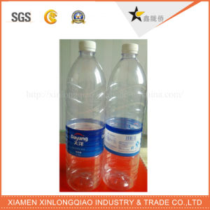 PVC/Pet Print Label Printing Bottle Sticker for Mineral Water pictures & photos