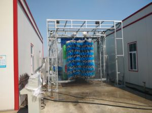 Automatic Drive Through Bus Washing System pictures & photos
