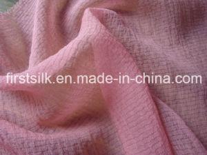 Silk Nylon Crinkle Fabric pictures & photos