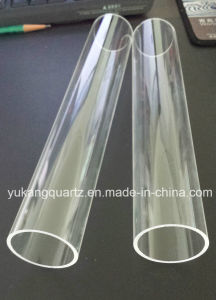 Transparent Quartz Tube with High Purity pictures & photos