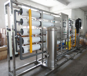 Industrial Water Filter Machine with Reverse Osmosis RO System pictures & photos