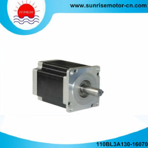 110bl3a130-16070 160VDC 3n. M 6000rpm 1800W Brushless DC Motor pictures & photos