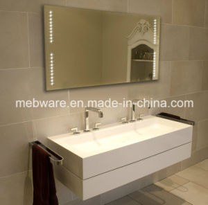 New Style Bathroom Wall Square Countertop Vanity Mirror pictures & photos
