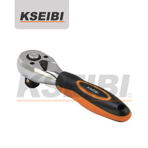 Good Quality Kseibi 1/4′′stubby Ratchet Handle pictures & photos