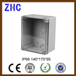 100*100*75 Factory Best Price Junction Box DIN Rail Electrical Enclosure Box pictures & photos