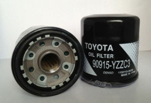 Oil Filter 90915-Yzzc3 for Toyota pictures & photos