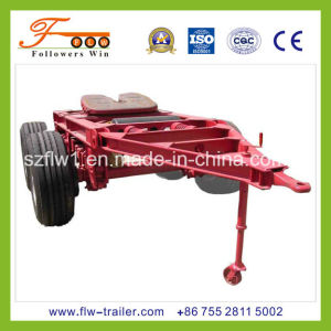 "2axle Dolly Trailer with 2"" Fifth Wheel"