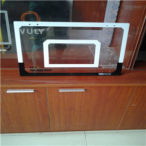 Polycarbonate Sport Products Printed Basketball Panels China Manufacturer