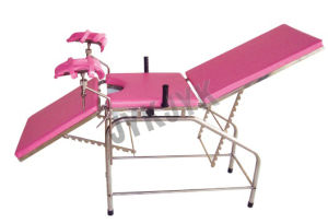 Gynecology Examination Bed pictures & photos