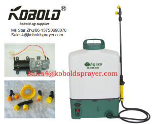 China Backpack Lithium Battery Electric Garden Sprayer China