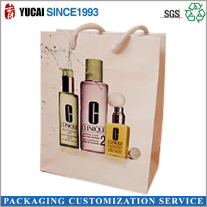 Wholesale Cosmetic Paper Bags Paper Shopping Bags pictures & photos