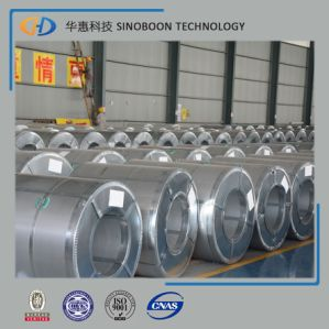 Regular Spangle Gi Steel Coil From China with Ce ISO9001 pictures & photos