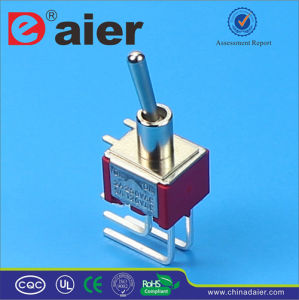 Different Types of DIN Rail Mounted Toggle Switch (MTS-202-C4) pictures & photos