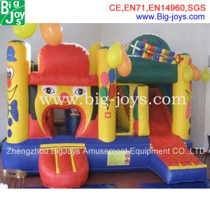Commercial Inflatable Bouncer/ Inflatable Bouncer Castle (DJBC007) pictures & photos