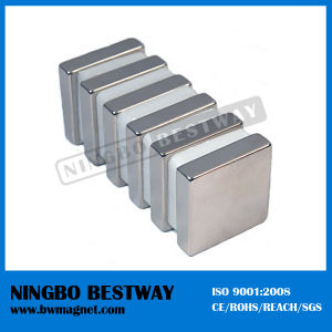 Beauty Power NdFeB Block Magnet for Sale pictures & photos