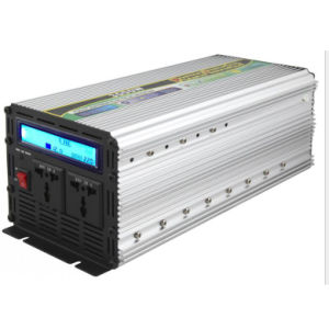 3000watt Inverter Charger DC to AC Modified Sine Wave with UPS pictures & photos