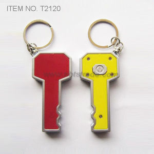 Key Shaped LED Key Chain Light (T2120) pictures & photos