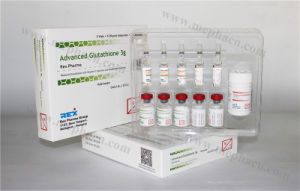 Advanced Glutathione Injection 1600mg for Skin Whitening Body Whitening (8+8+1) pictures & photos