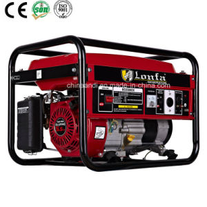 4.5kw Electric Backup Gasoline Generator pictures & photos