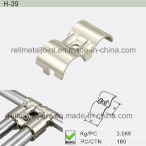Nickel Plated Joint with Hexagon Socket Screw (H-39) pictures & photos