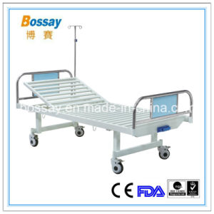 BS-817 Hospital Bed with One Crank pictures & photos