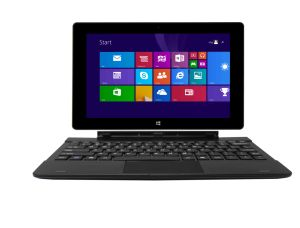 10 Inch Windows Tablet PC with Intel Quad Core 2g RAM pictures & photos