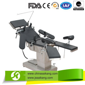 FDA Factory Luxury Neurosurgery Operating Table pictures & photos