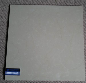 600X600 Soluble Slat Porcelanato Floor Tile with Nano Beige Color pictures & photos