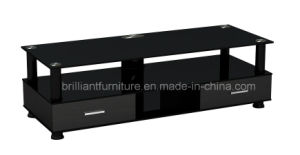 MDF Drawers Modern Living Room Furniture LCD TV Stand (BR-TV306)