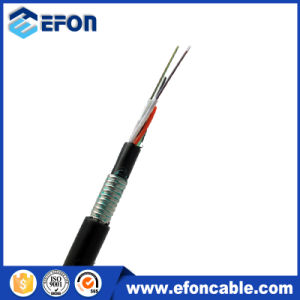 Fast Delivery 48 Core Armored Fiber Optic Cable Price (GYTY53) pictures & photos