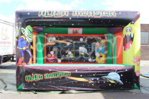 Alien Invasion Inflatable Shootout Inflatable Sports Game for Sale CB0803 pictures & photos