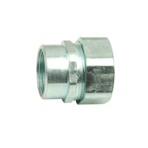 "Inner Tooth Connector, Flexible Conduit Connnector, Conduit Fittings Sizes: 3/4"" pictures & photos"