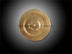 OEM Coppers Brass Parts Hot Forging