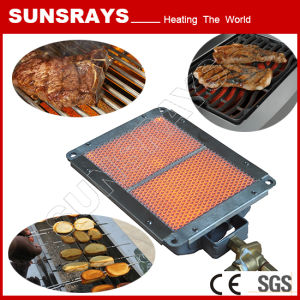 No Smoke BBQ Infrared Burner, Safety and Environmental Protection pictures & photos