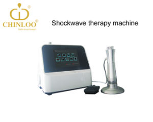 2016 at Home Extracorporeal Shock Wave Therapy Acoustic Shock Absorber Wave Equipment pictures & photos