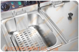 Electric Fryer with Timer 20L (102) pictures & photos