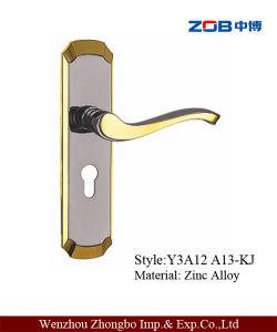 3A Zinc Alloy Furniture Hardware Key Lock (Y3A12/A02)