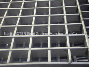 Plug Steel Grating pictures & photos