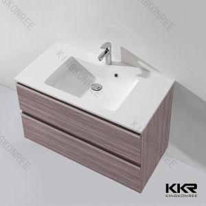 Sanitary Ware Bathroom Cabinet Wash Basin pictures & photos