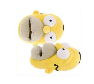 OEM New Cute Teenage Mutant Slippers pictures & photos