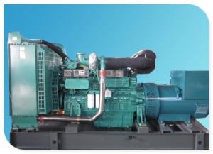 360kw Yuchai Diesel Generator Sets (YC6T550L-D20)
