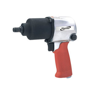 1/2′′ Heacy Duty Air Impact Wrench (Twin Hammer) (AT-239) pictures & photos